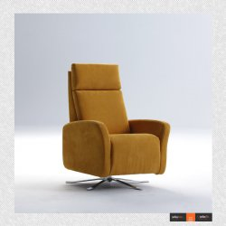 sillón relax giratorio